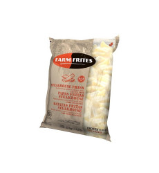 Papas pre fritas Steakhouse  14/18 mm 2,5 kg