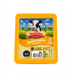 Queso Chanco Laminado La Vaquita 200gr