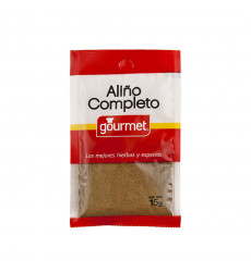 Aliño Completo Gourmet 15 gr