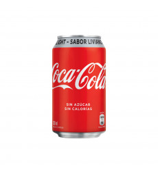 Bebida Coca-Cola Light 6x350 ml